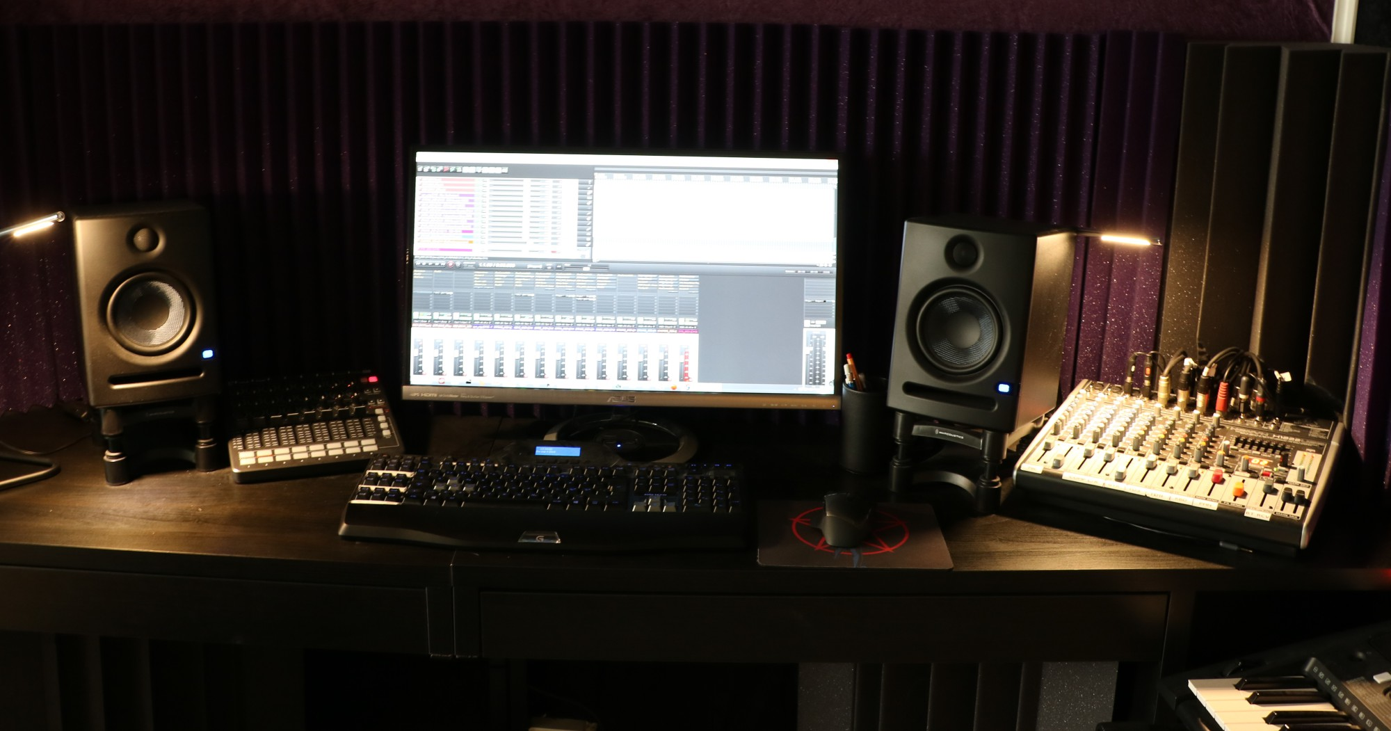 Remarkable Studio Scrap N Sound Diy Hobby Studio Largest Home Design Picture Inspirations Pitcheantrous